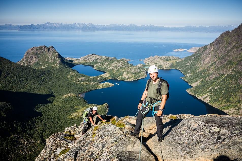Humak seikkailukasvatus Pohjois-Norjassa