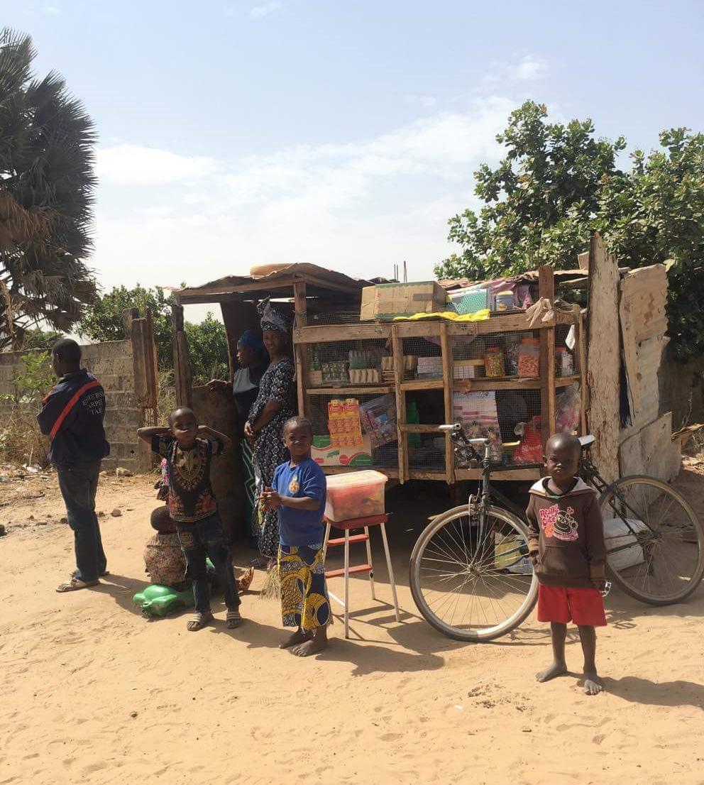 YP Gambia Suvi Moisio