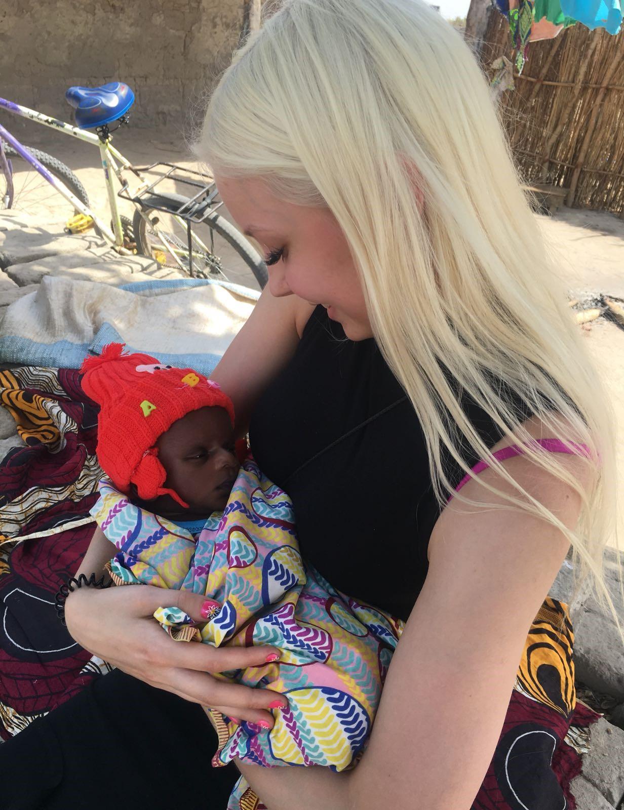 Suvi Moisio. Gambia