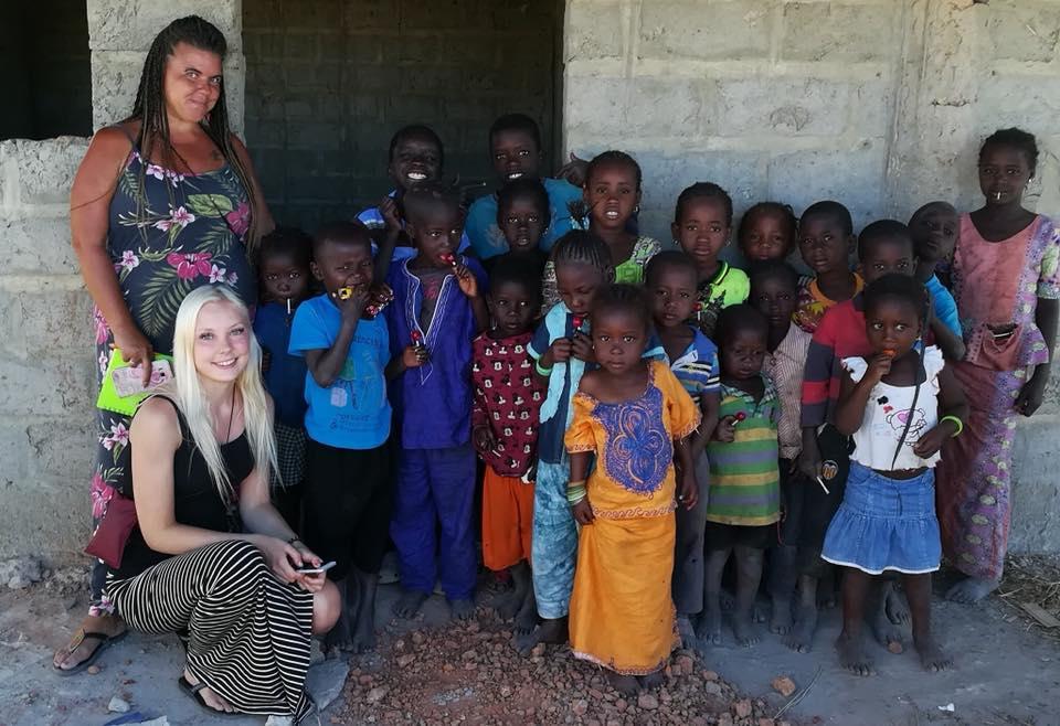 Gambia, Suvi, yp kv harjoittelu